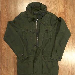 J Crew Men's Field Mechanic Jacket